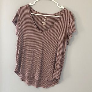 American eagle soft and sexy v neck